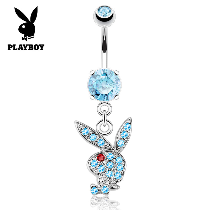 Official ©Playboy Classics Dangly Belly Rings - Dangling Belly Ring. Navel Rings Australia.
