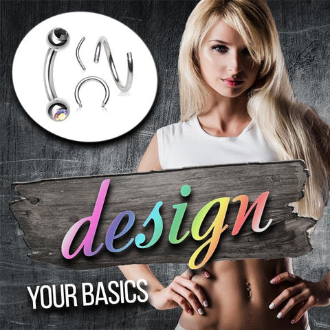 Design Your Own Belly Rings Get Creative And Design Cute Belly Bars