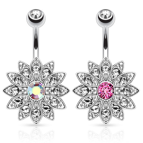 Atomic Flower Burst Belly Bar