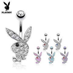 Official ©Playboy Classics Belly Rings