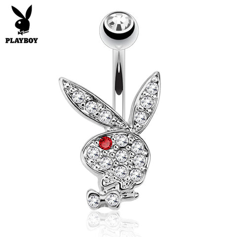 Red Official ©Playboy Classics Belly Rings