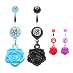 The Immortal Rose Belly Bar