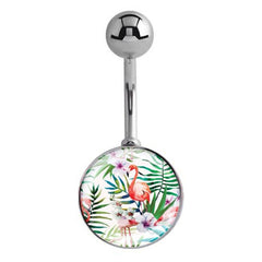Go Flamingo Belly Bars