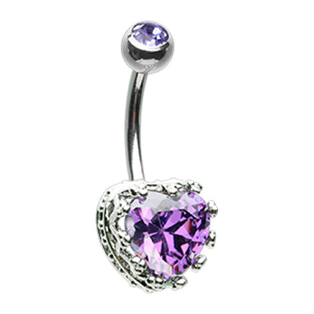 Shop Purple Belly Bars Quality Navel Rings From The Belly Ring Shop