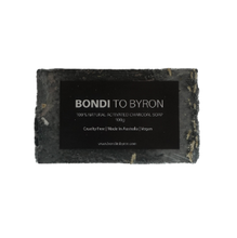 100% Natural Activated Charcoal Soap