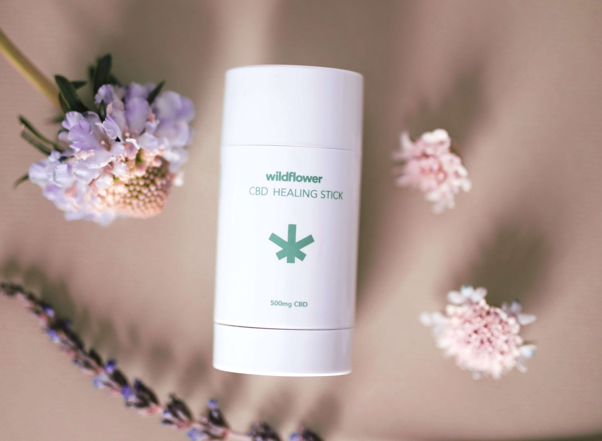 Kate Hudson shared her favorite CBD product and it's Wildflower's Healing Stick