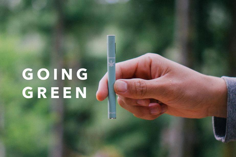 Wildflower's sustainability efforts —⁠ disposable vaporizers liquidation