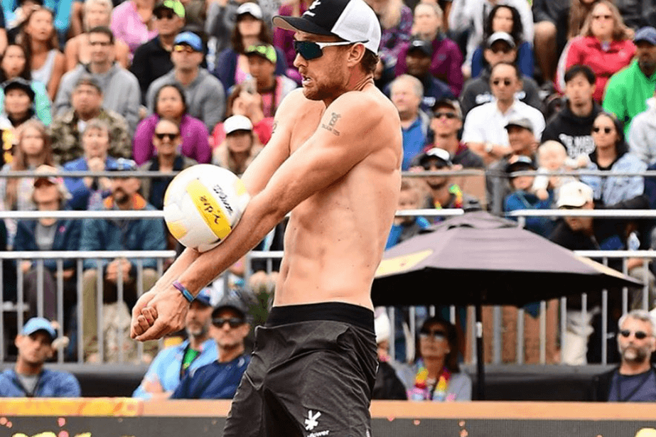 Our sponsored athlete, Chaim Schalk, is back for 2020 AVP Champions Cup
