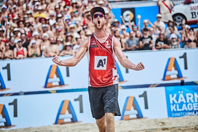 Brand Ambassador: Chaim Schalk | Beach Volleyball Player