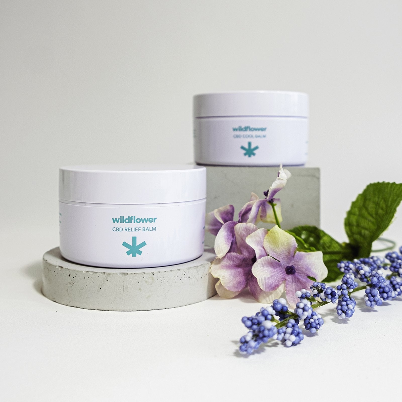 CBD Relief Balm | Wildflower Wellness