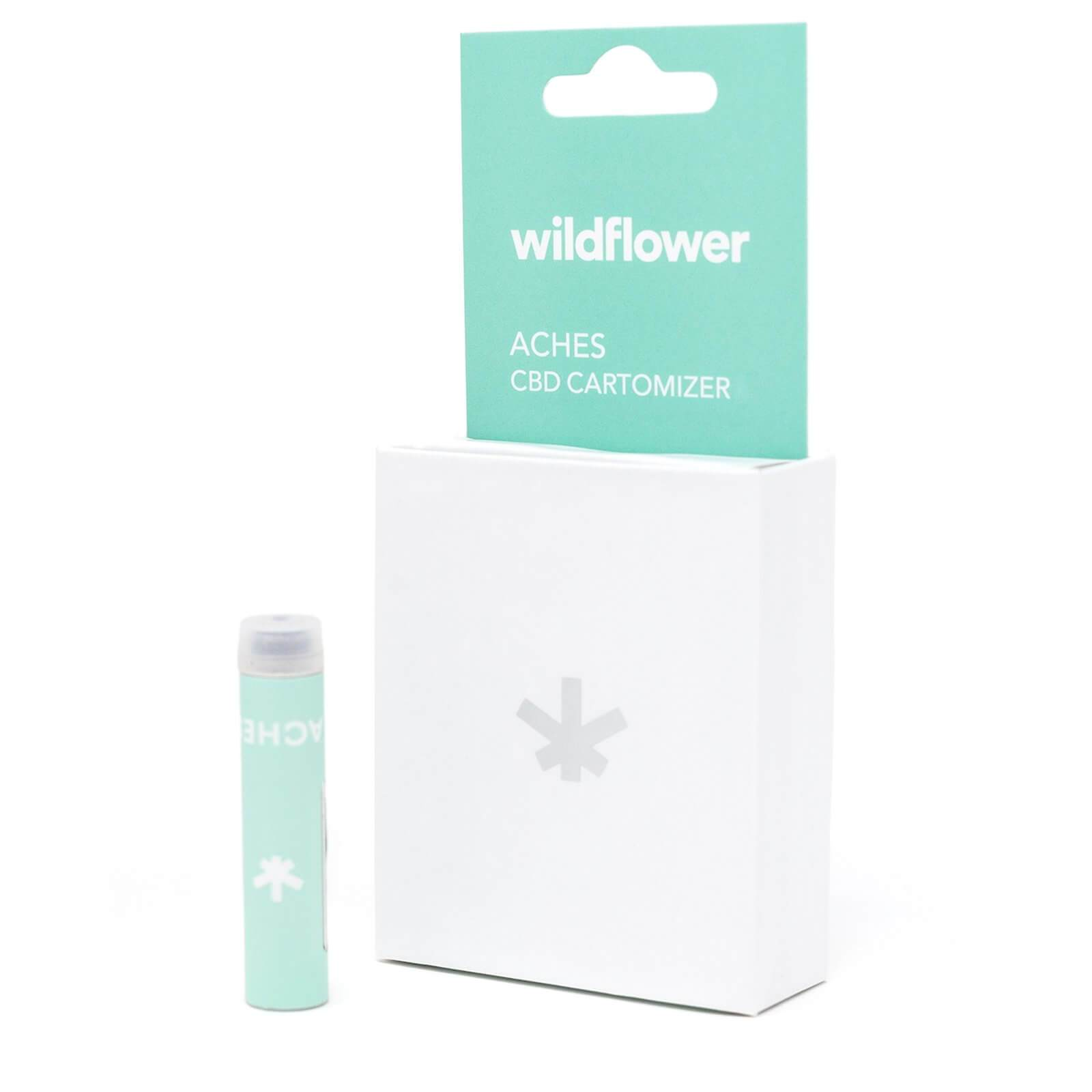 Aches CBD Cartridge | Wildflower Wellness