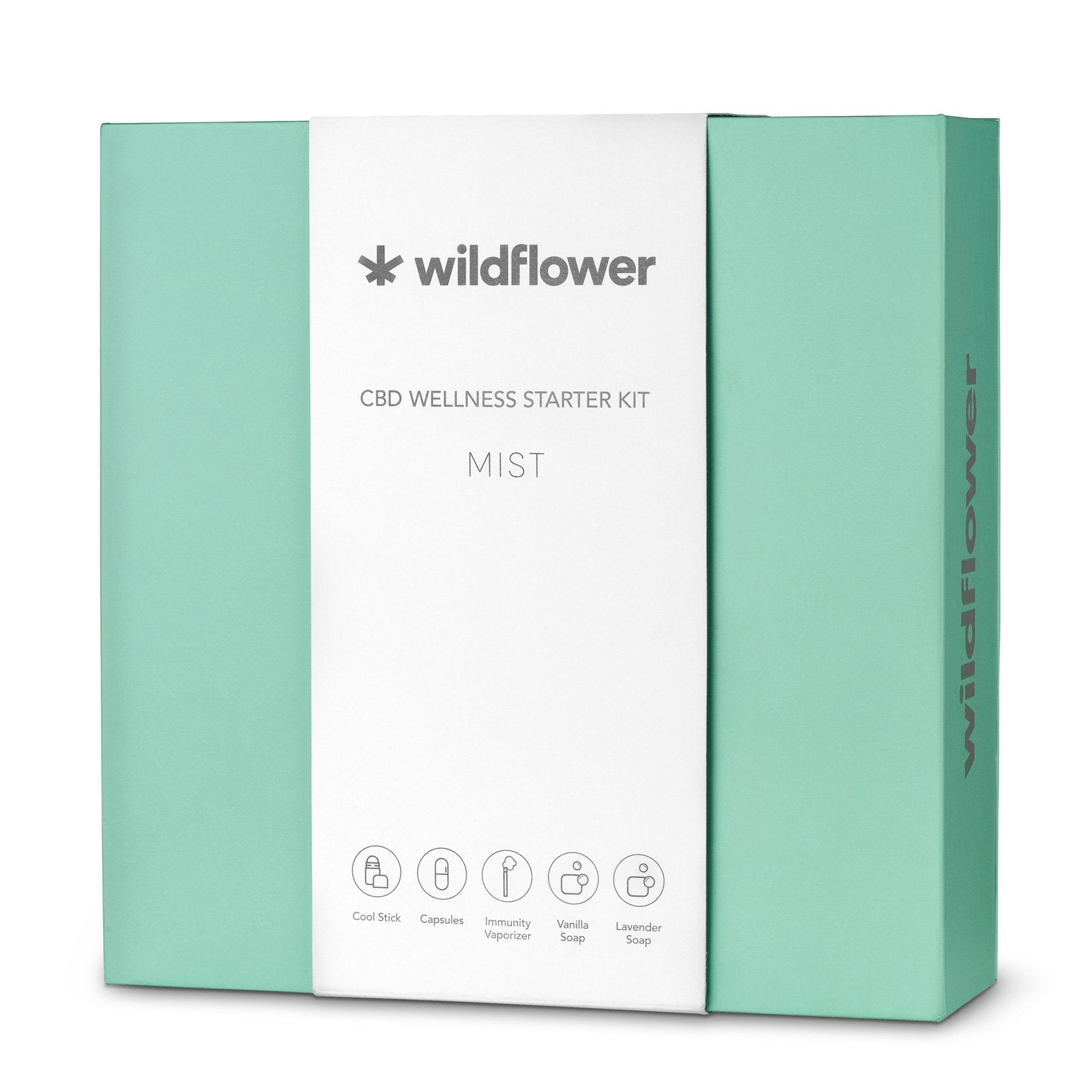 Mist CBD Starter Kit | Wildflower Wellness