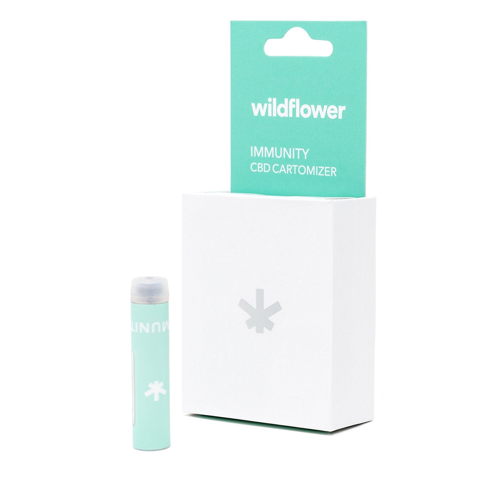 Immunity CBD Cartridge | Wildflower Wellness