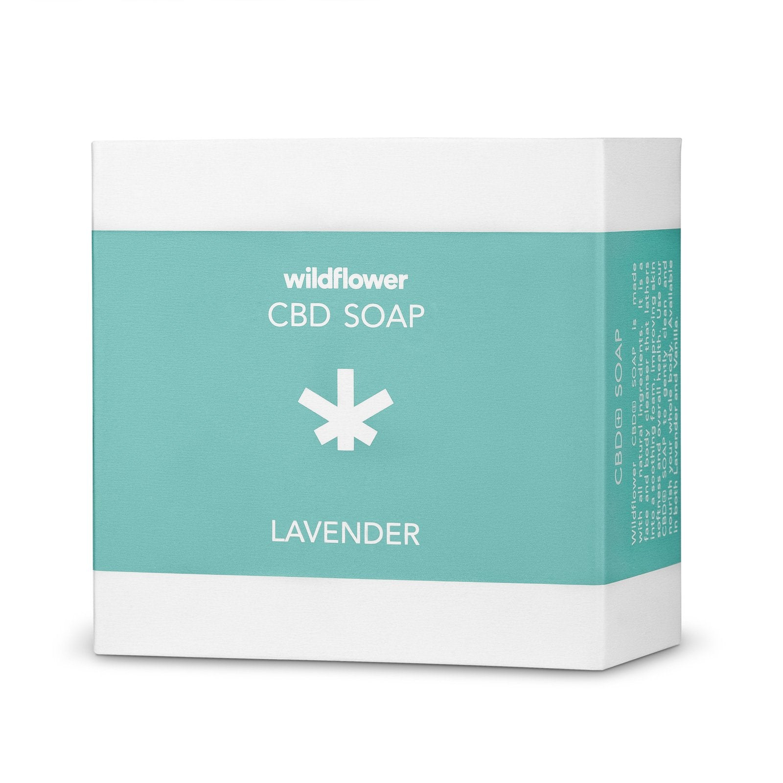 Lavender CBD Soap (Pack of 3) | Wildflower Wellness