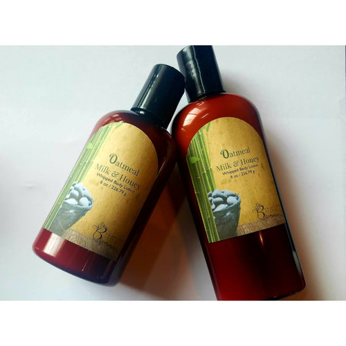 Oatmeal, Milk and Honey Lotion - Branche Basu Boutique