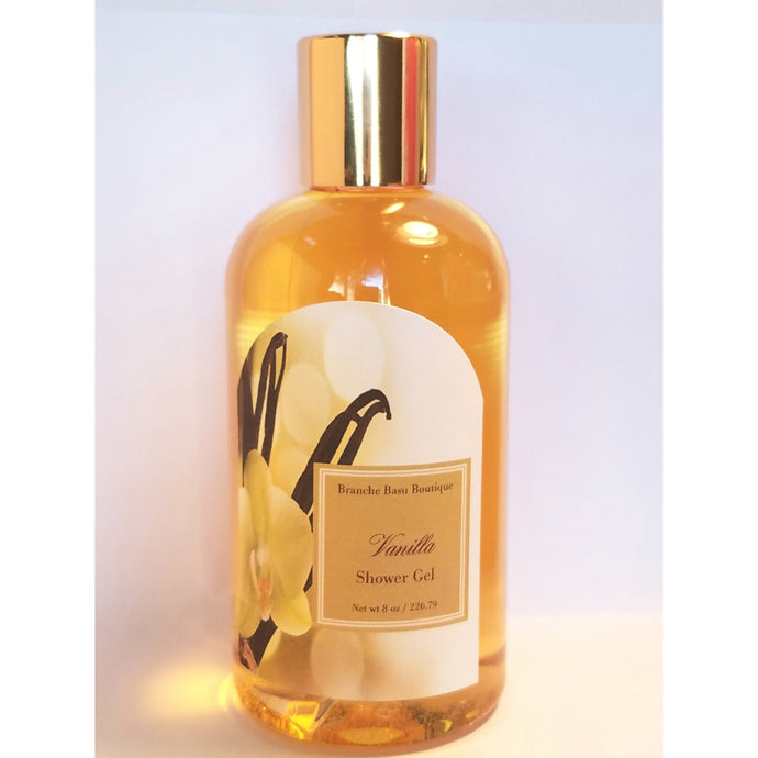 Vanilla Shower Gel - Branche Basu Boutique