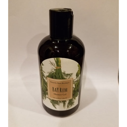 Bay Rum Shower Gel - Branche Basu Boutique