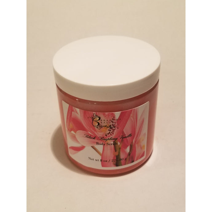 Black Raspberry Vanilla Emulsified Body Scrub - Branche Basu Boutique