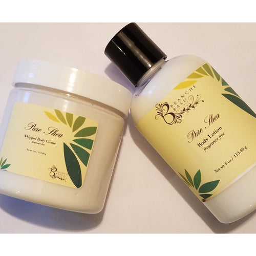 Pure Shea Body Lotion - Branche Basu Boutique