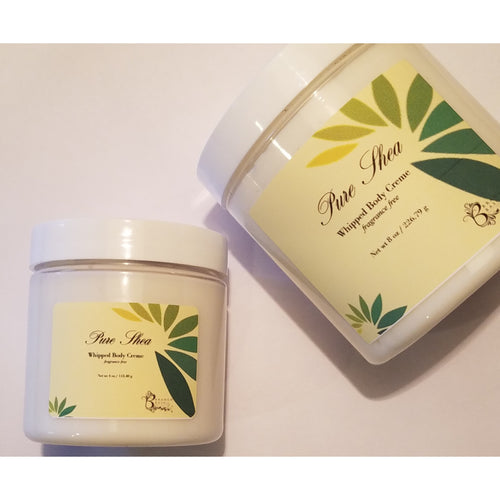 Pure Shea Whipped Body Creme - Branche Basu Boutique