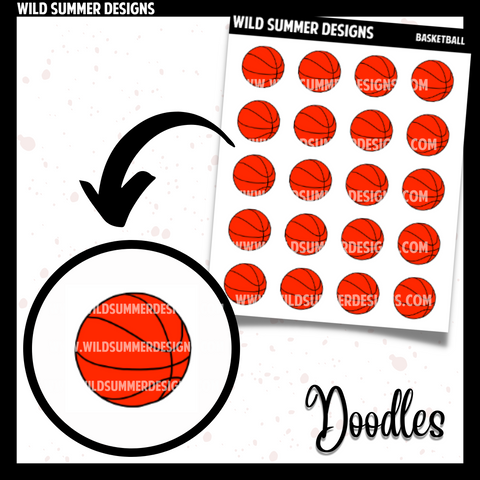 Basketball | Doodles