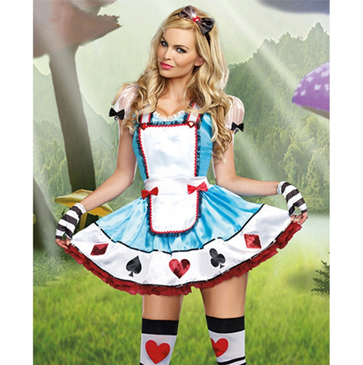 Alice Beyond Wonderland Costume  sc 1 st  Stark Avenue & Alice Beyond Wonderland Costume | Stark Avenue