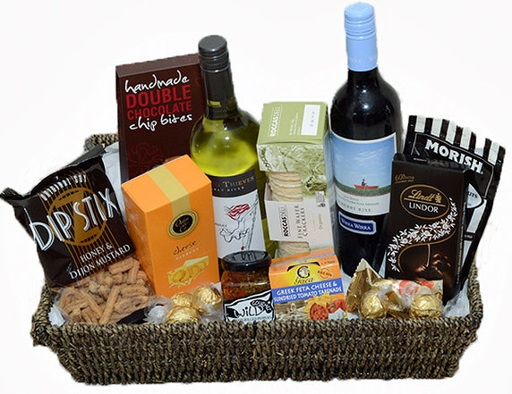 Totally Gourmet Gift Basket
