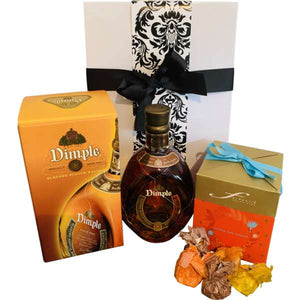 Dimple and Chocolates Gift Hamper
