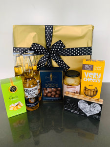 Deluxe beer hamper