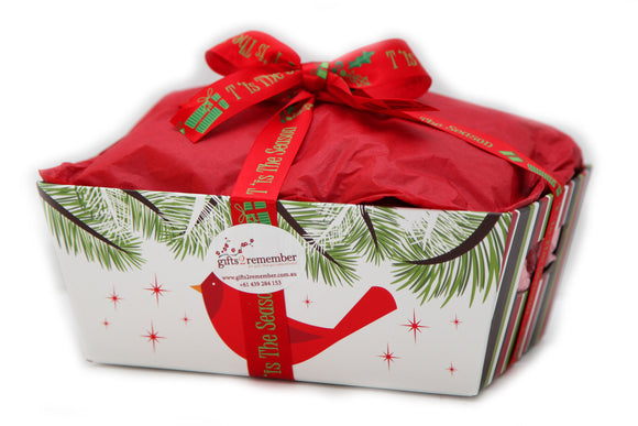 Red Robin Christmas Hamper - Gifts2remember
