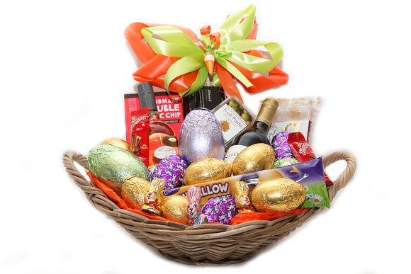 Family Easter Gift Basket - Gifts2remember