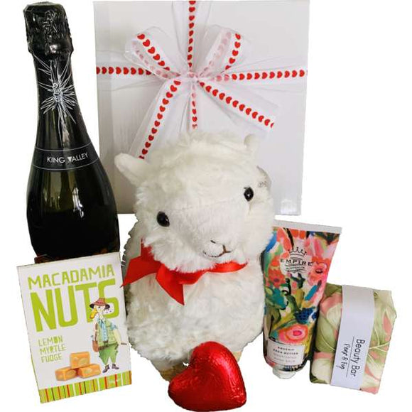 Llama Love Gift Hamper - Gifts2remember