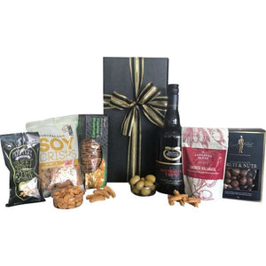 Port and Nibbles Gift Hamper - Gifts2remember