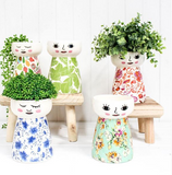 Ceramic Doll vases - Gifts2remember