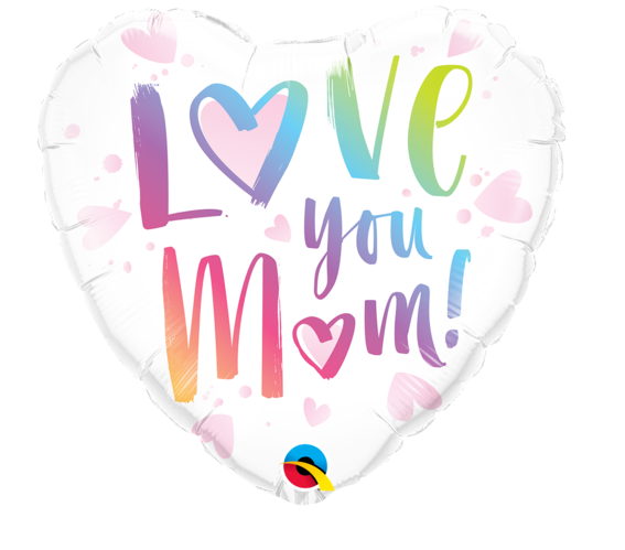 Love You Mum Large balloon - Gifts2remember