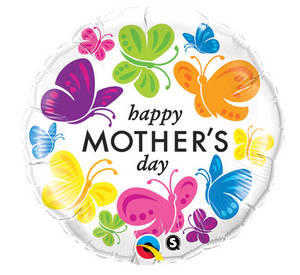 Mother's Day Butterflies Balloon - Gifts2remember