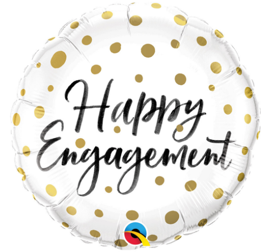 Happy Engagement Balloon - Gifts2remember