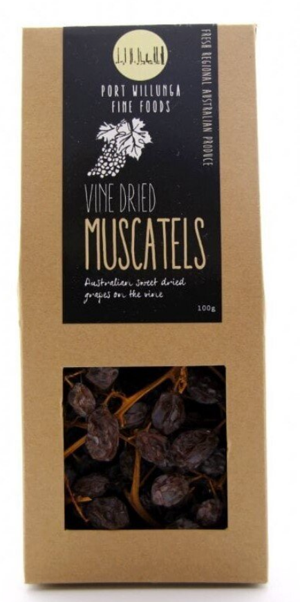 Vine Dried Muscatels