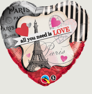 All You Need Is Love Balloon - Gifts2remember