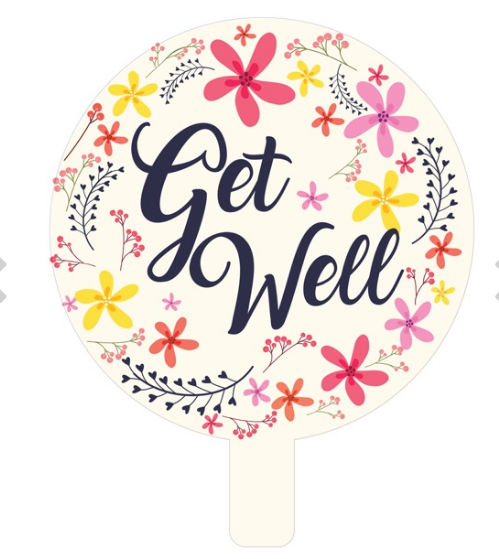 Get Well Balloon - Gifts2remember