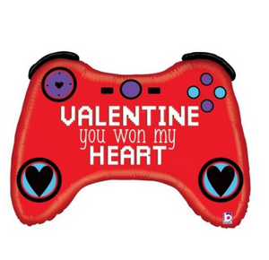Valentine Gamer You Won My Heart