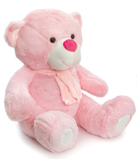 Pink Large Teddy
