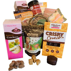 Sweet and Savoury Gluten Free Gift Basket - Gifts2remember