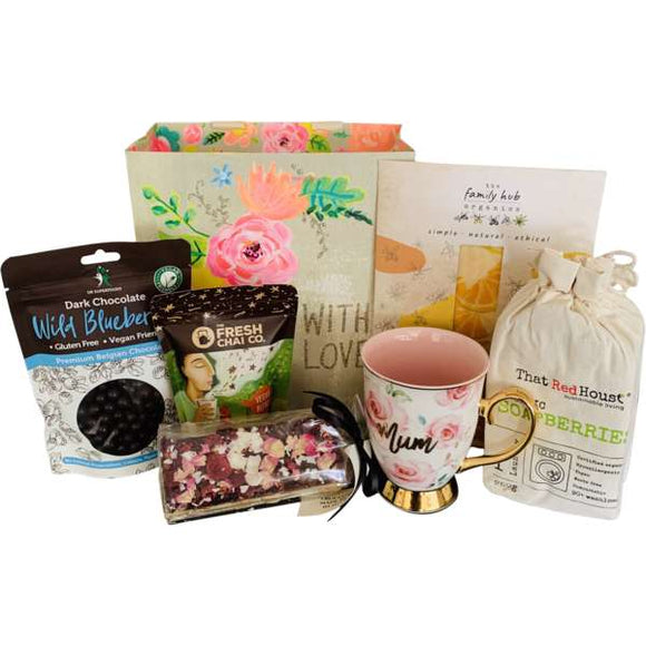 Luxury Organic Gift Hamper - Gifts2remember