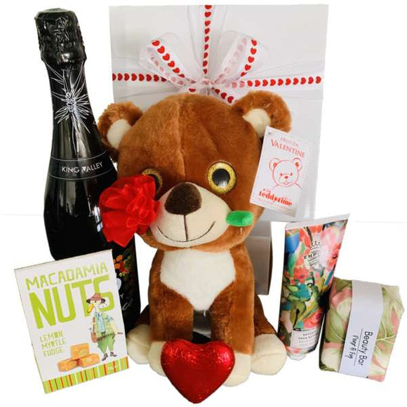 Bubbles Bear I Love You - Gifts2remember