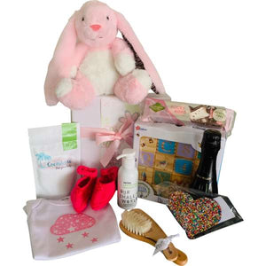 Miss Rosie Bunny Gift Hamper - Gifts2remember