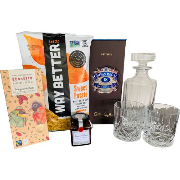 RCR Decanter Gift Hamper