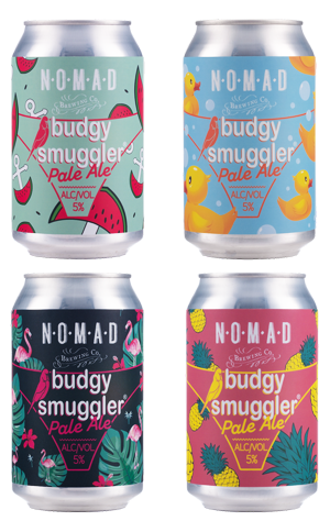 Nomad Brewing Budgy Smugglers