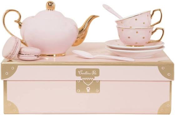Cristina Re - Petite Tea Set Blush