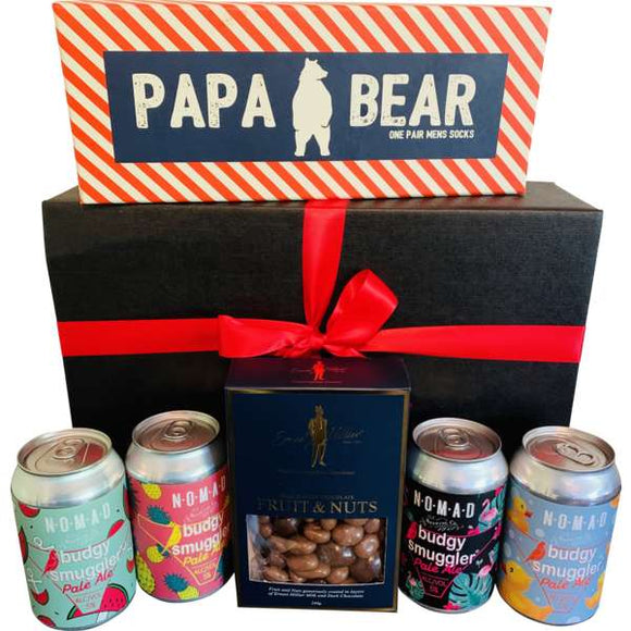 Papa Bear Gift Box - Gifts2remember